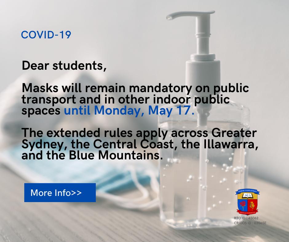 covid aleart may17